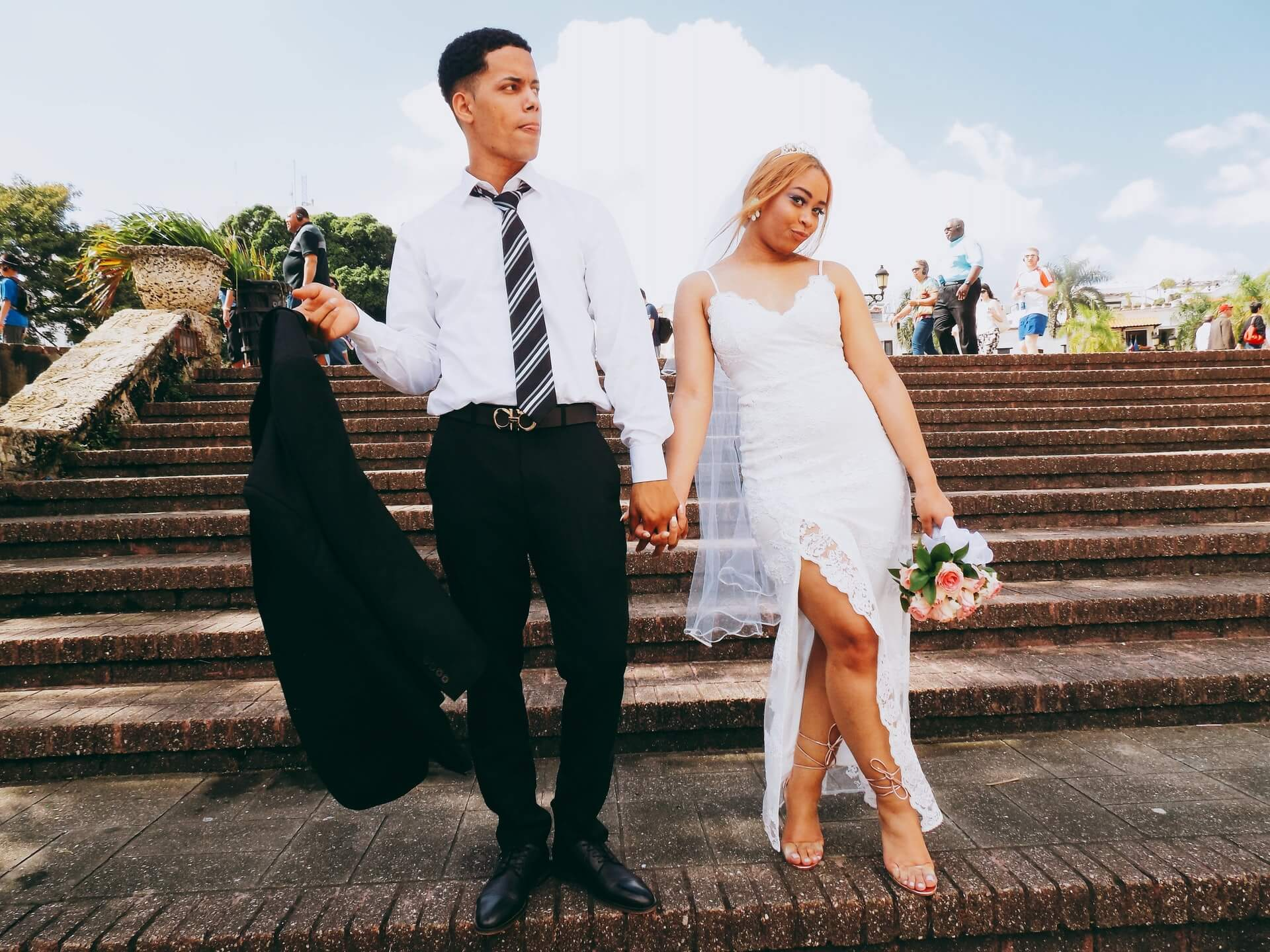 commitment-mean-couple-walking-down-stairs