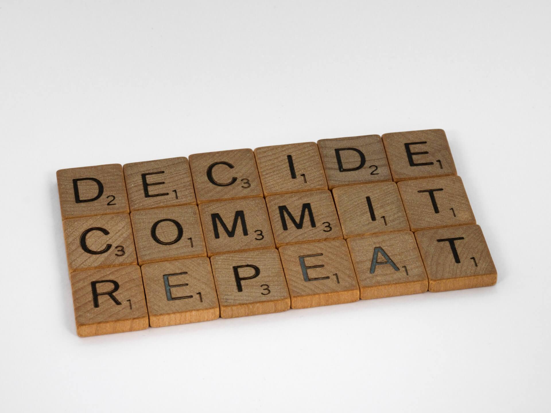 making a decision will defeat procrastination, Making A Decision Will Defeat Procrastination