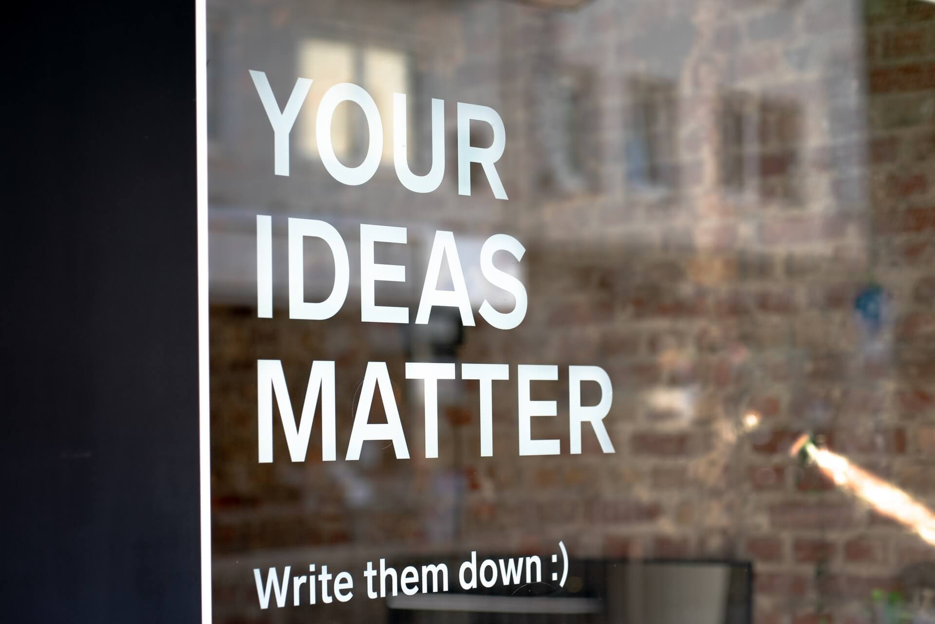 how thoughts become ideas, How Thoughts Become Ideas