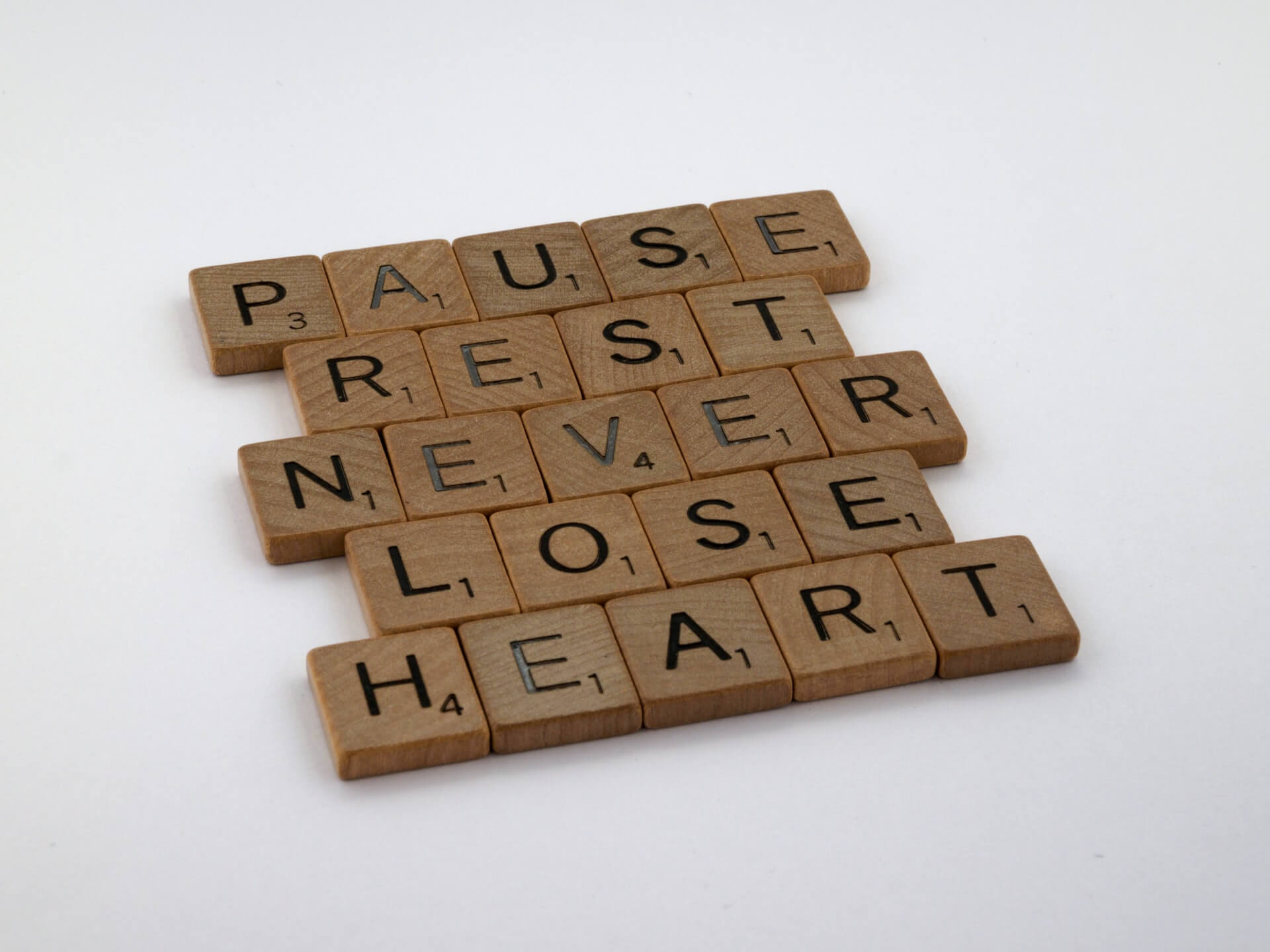 4 steps to becoming persistent, 4 Steps To Becoming Persistent